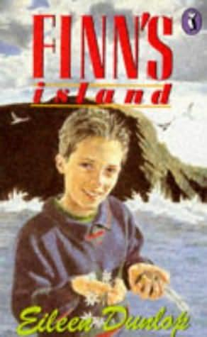 book cover of Finn\'s Island