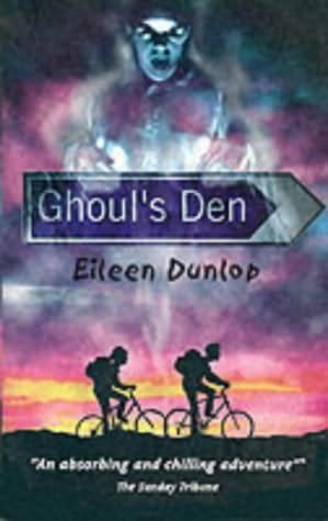 book cover of Ghoul\'s Den