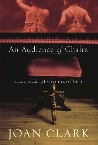 book cover of An Audience of Chairs