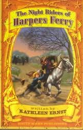 book cover of The Night Riders of Harpers Ferry
