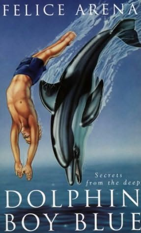 book cover of Dolphin Boy Blue