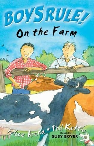 book cover of On the Farm