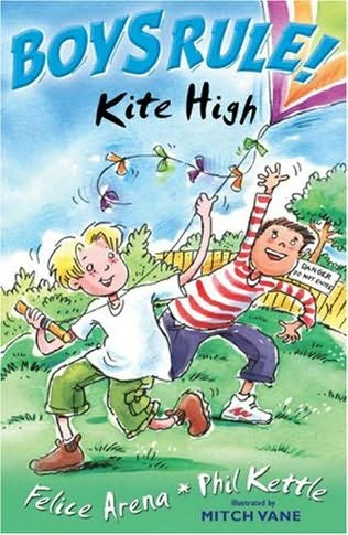 book cover of Kite High