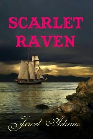 book cover of Scarlet Raven