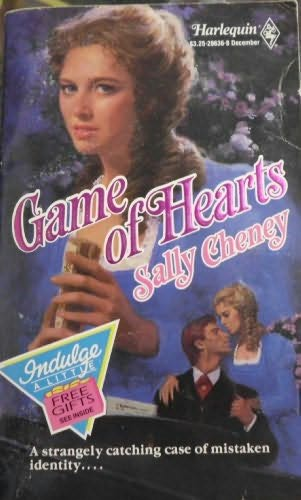 book cover of Game of Hearts