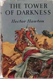 book cover of The Tower of Darkness