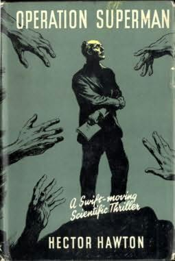 book cover of Operation Superman