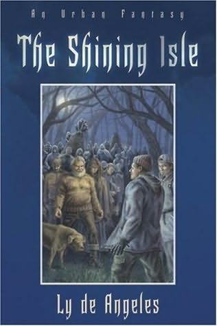 book cover of The Shining Isle