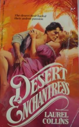 book cover of Desert Enchantress