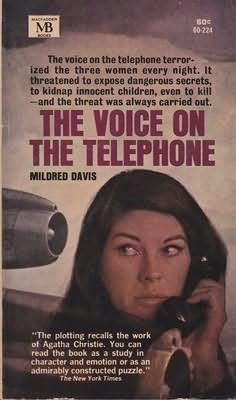 book cover of The Voice On the Telephone
