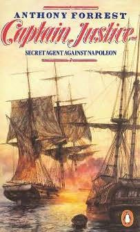 book cover of Captain Justice