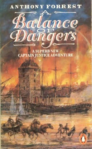 book cover of A Balance of Dangers