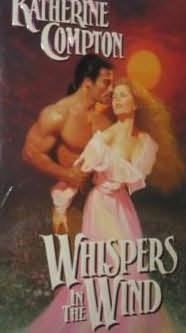 book cover of Whispers in the Wind