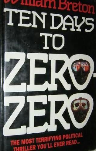 book cover of Ten Days to Zero - Zero