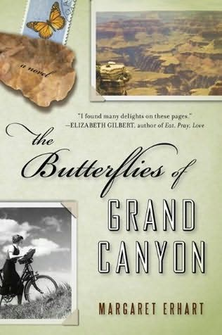 book cover of The Butterflies of Grand Canyon