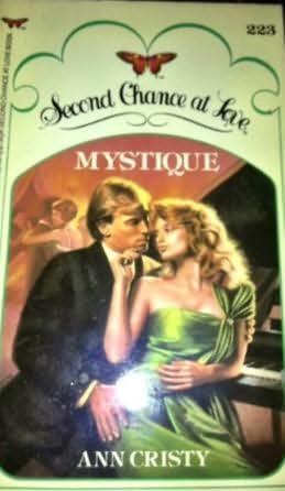 book cover of Mystique
