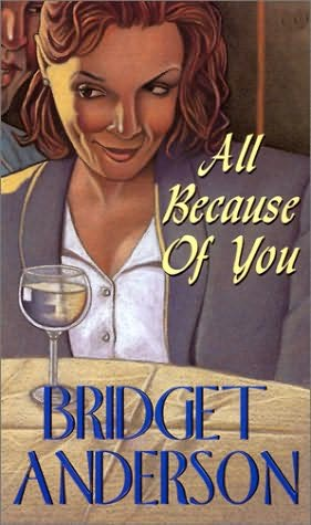book cover of All Because of You