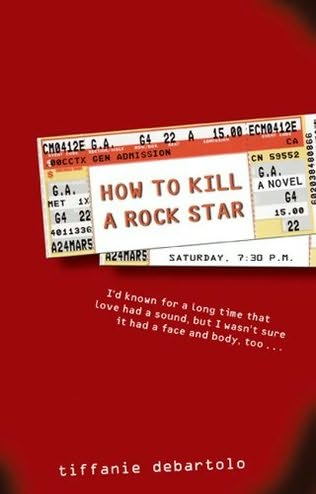 book cover of How to Kill a Rock Star