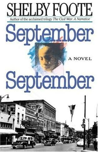 book cover of September- September