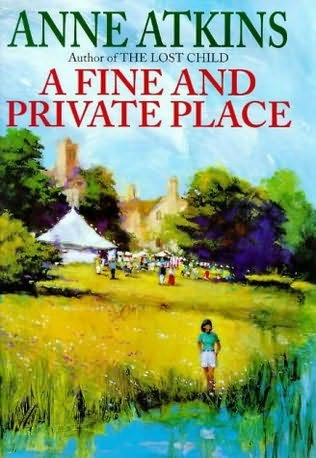 book cover of A Fine and Private Place