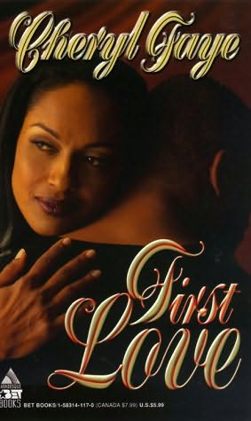 book cover of First Love
