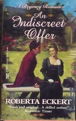 book cover of An Indiscreet Offer