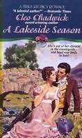 book cover of A Lakeside Season