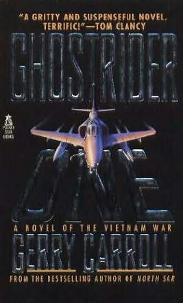 book cover of Ghostrider One