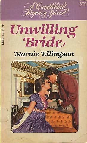 book cover of Unwilling Bride