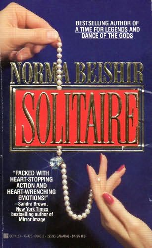 book cover of Solitaire