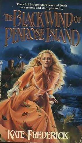 book cover of The Black Wind of Penrose Island