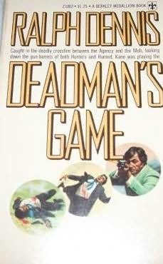 book cover of Deadman\'s Game