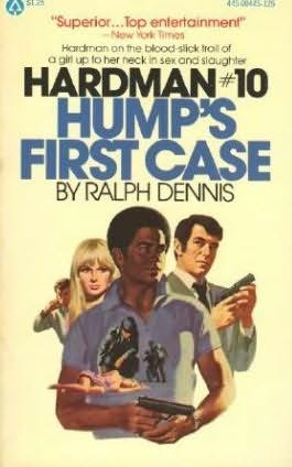 book cover of Hump\'s First Case