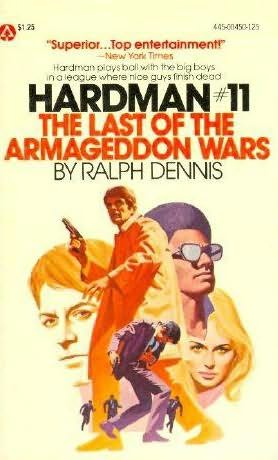 book cover of The Last of the Armageddon Wars