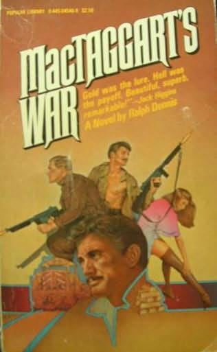 book cover of Mactaggart\'s War