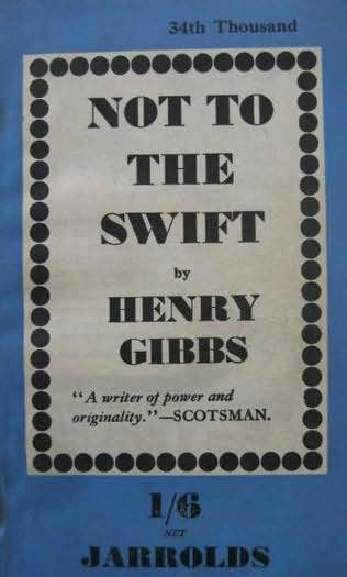 book cover of Not to the Swift