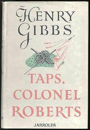book cover of Taps, Colonel Roberts