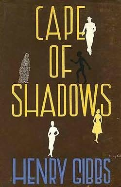 book cover of Cape of Shadows