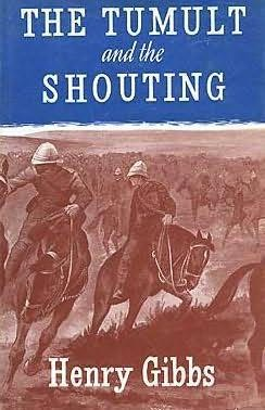 book cover of The Tumult and the Shouting