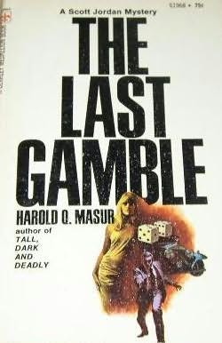 book cover of The Last Gamble