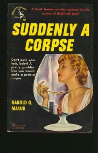 book cover of Suddenly A Corpse
