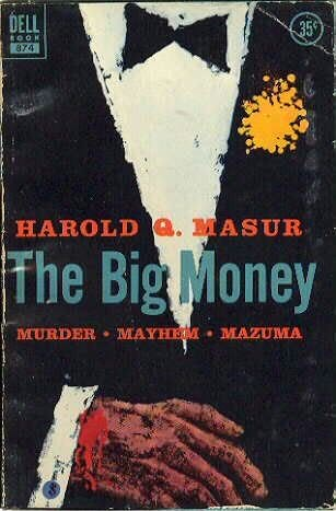 book cover of The Big Money