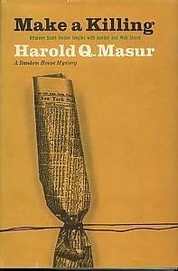 book cover of Make a Killing