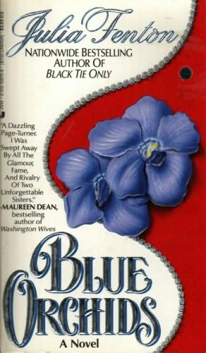 book cover of Blue Orchids