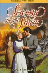book cover of Serenity in the Storm