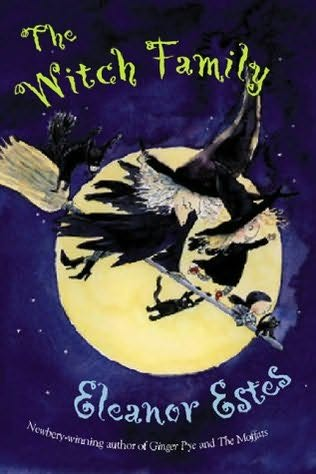 book cover of The Witch Family