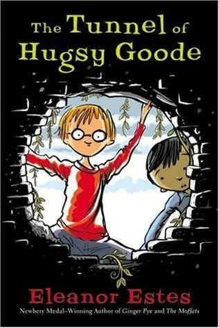 book cover of The Tunnel of Hugsy Goode