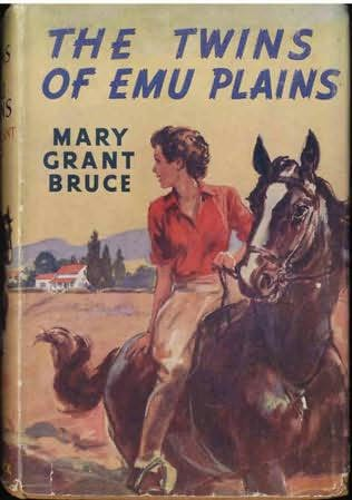 book cover of The Twins of Emu Plains