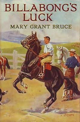 book cover of Billabong\'s Luck