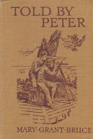 book cover of Told By Peter